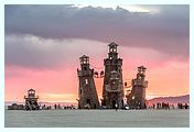 Photos de Burning Man 2016