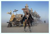 My photos of Burning Man 2016